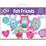 Small fun junction galt craft kit felt friends early sewing set