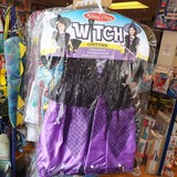 Small fun junction toy shop scotland melissa doug dress up costume pretend play witch purple dress hat broom stick