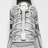 Small lock laces white