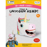 Small 3d craft unicorn