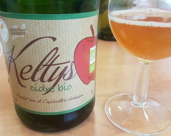 Large keltys cidre