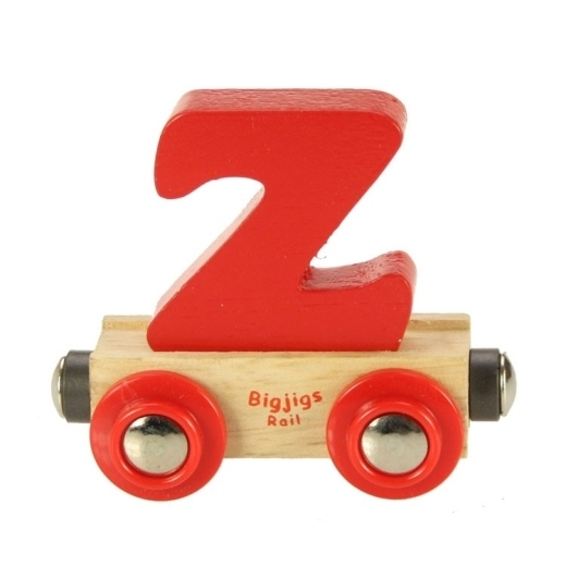 Large letter z
