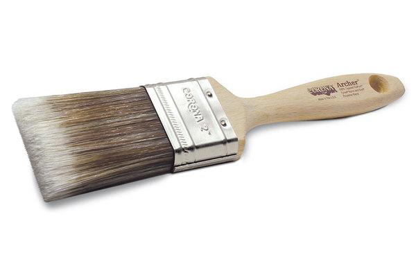 Large corona brushes archer