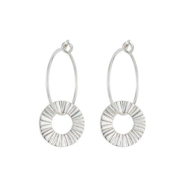 Large 1919 silver surfside hoop earrings 1024x1024