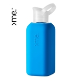 Small blue bottle