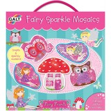 Small fun junction galt craft kit fairy sparkle mosaic art pictures starter set preschool
