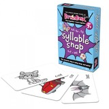 Small syllable snap pairs literacy game