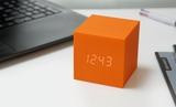 Small gingko gravity cube click clock14