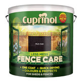 Small 316505  cuprinol less mess fence care rich oak1