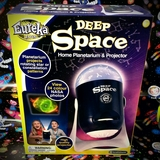 Small deep space planetarium palnitarium and projector eureka toys brainstorm