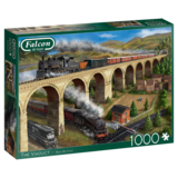 Small falcon the viaduct 1000pc puzzle