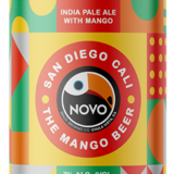 Small novo brazil brewing the mango beer