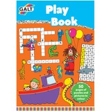 Small galt playbook 60 sixty page activity book for children aged 6 six years and up
