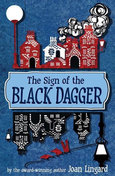 Large the sign of the blaqck dagger