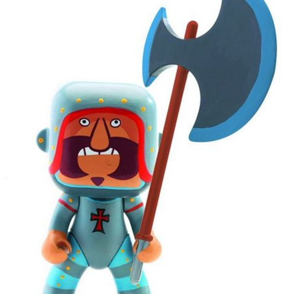 Large dj06714 djeco arty toys sir guavin knight