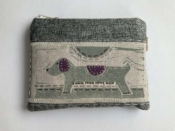 Large ln dog purse