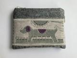 Small ln dog purse