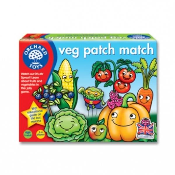 Large veg patch match