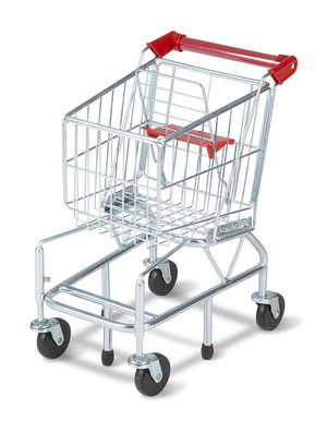 Large melissa and doug trolley