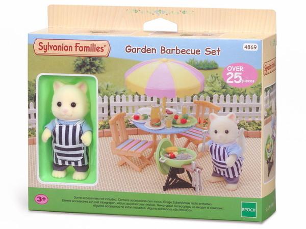 Large garden bbq