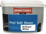 Small johnstones soft sheen white