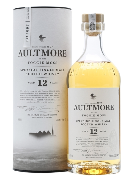 Large aultmore 12 year old