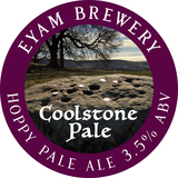 Small coolstone pale 100mm roundel