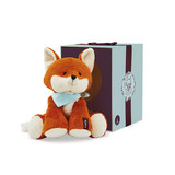 Small kaloo fun junction toy shop perth crieff perthshire scotland soft toy teddy les amis  paprika fox small 25cm 9.8 inch inches 4895029634888