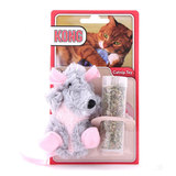 Small kong refillables rat cat toy with catnip 016d7285 9e50 4891 a1ec 44deeef7d110 600