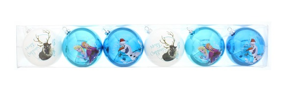 Large p005126   6pc 3 asstd plastic baubles