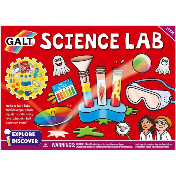 Large fun junction orchard toys science kit science lab household experiments stem