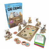 Small ravensburger fun junction toy shop perth crieff perthshire scotland game solitaire think fun thinkfun cat crimes 019275015503