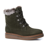 Small 6641501 khaki boots women ankle carmella