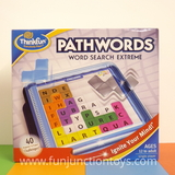 Small pld tf pathwords  thinkfun wordsearch single player solitaire game for children aged twelve 12 years and up w  w