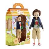 Small lottie doll kite flyer finn