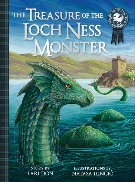 Large the treasure of the loch ness monster