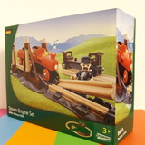 Small mbl b steam engine set