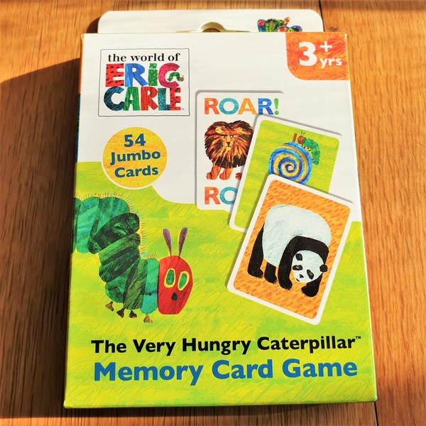 Large fun junction toy shop perth crieff paul lamond games card game family very hungry caterpillar memory game