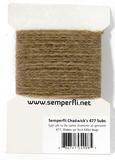Small chadwicks 477 wool subs