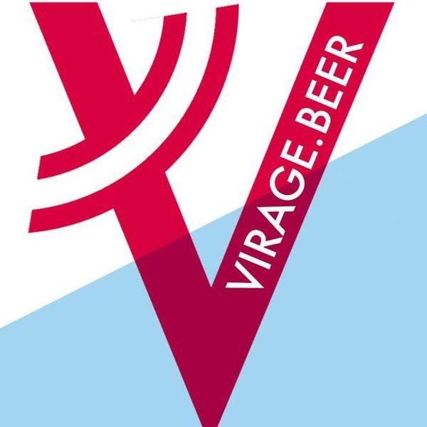 Large virage logo