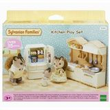 Small kitchen play set