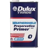 Small dulux trade weathershield preservative primer bp