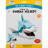 Small 3d craft shark