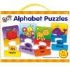 Small alphabet puzzles