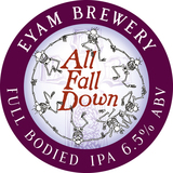 Small all fall down 100mm roundel