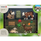 Small animal feed playset
