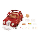 Small sylvanian families 4611 family saloon car sq