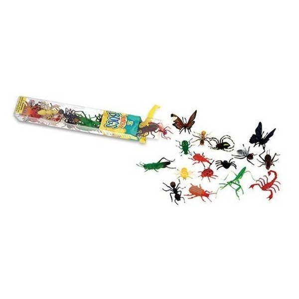 Large insect lore big bunch o of bugs bug toys tub sq