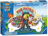 Small ravensburger fun junction toy shop perth crieff perthshire scotland jigsaw puzzle jig saw paw patrol giant shaped floor puzzle 24pc