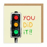 Small sggc027   you did it  greeting card   square